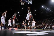 DESCRIZIONE : Paris Bercy Finales Coupe de France de Basket 2009 Finale Masculine Pro SLUC Nancy Le Mans SB<br /> GIOCATORE : L. Wilson A. Koffi<br /> SQUADRA : SLUC Nancy Le Mans SB<br /> EVENTO : Coupe de France de Basket 2009<br /> GARA : SLUC Nancy Le Mans SB<br /> DATA : 17/05/2009<br /> CATEGORIA : <br /> SPORT : Pallacanestro<br /> AUTORE : FF BB/Jean Francois Molliere-Ciamillo&Castoria<br /> Galleria : Coupe de France de Basket 2009<br /> Fotonotizia : Paris Bercy Finales Coupe de France de Basket 2009 Finale Masculine Pro SLUC Nancy Le Mans SB<br /> Predefinita :