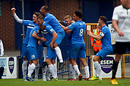 Stockport County FC 2-0 Salford City FC 1.10.16