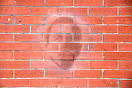 obama on the side of dean and deluca.<br /> georgetown, washington, d.c.