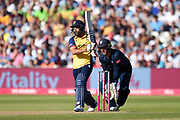 Ravi Bopara of Essex Eagles batting during the Vitality T20 Finals Day 2019 match between Derbyshire Falcons and Essex Eagles at Edgbaston, Birmingham, United Kingdom on 21 September 2019.