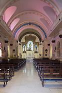 Iglesia on San Lazaro, Havana Centro, Cuba.