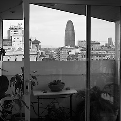 "She came to Spain for what she thought might be 5 years. But many more passed, and like an increasingly complex and fascinating origami design in progress,  life in Barcelona folds and unfolds. For Rebecca this city is truly ""home."""