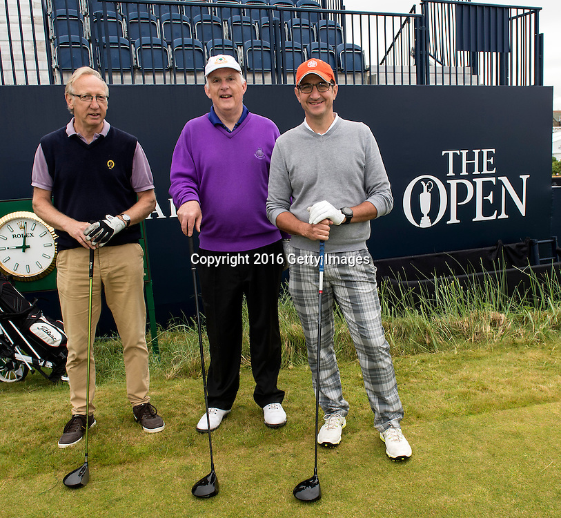 TROON, SCOTLAND - JULY 08/9 : The R&A 9 hole championship at Royal Troon on July 8/9, 2016 in Troon, Scotland. (Photo by Christian Cooksey/Getty Images)