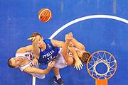 DESCRIZIONE : Trieste torneo internazionale Citta' di Trieste 2015 Italia Russia<br /> GIOCATORE : Nicolo Melli<br /> CATEGORIA : tiro special passerella<br /> SQUADRA : Italy Italia<br /> EVENTO : Torneo internazionale Citta' di Trieste 2015 <br /> GARA : ItaliaRussia<br /> DATA : 30/08/2015<br /> SPORT : Pallacanestro<br /> AUTORE : Agenzia Ciamillo-Castoria/M.Ozbot<br /> Galleria : FIP Nazionali 2015<br /> Fotonotizia : Trieste torneo internazionale Citta' di Trieste 2015 Italia Russia