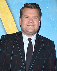 Taylor Swift at the premiere of 'Cats' in New York. 16 Dec 2019 Pictured: James Corden. Photo credit: MEGA TheMegaAgency.com +1 888 505 6342