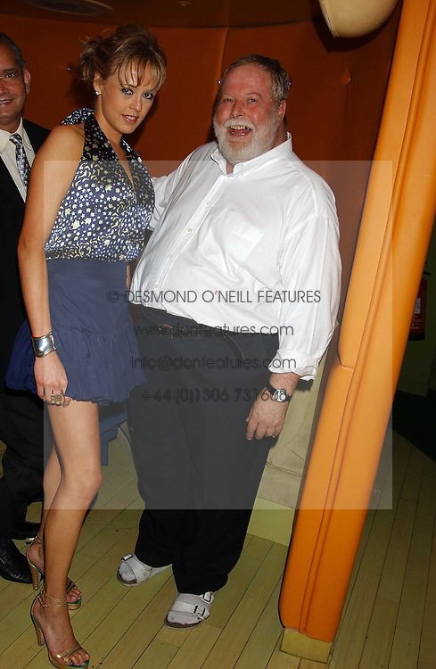LADY ALEXANDRA SPENCER-CHURCHILL and LESLEY POOLE at a fashion show by ISSA held at Cocoon, 65 Regent Street, London on 21st September 2005.<br /><br />NON EXCLUSIVE - WORLD RIGHTS