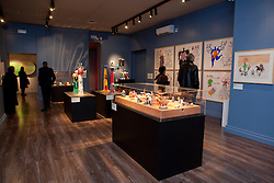 Niki De Saint Phalle  exhibition at Fondazione Roma Museo in Rome