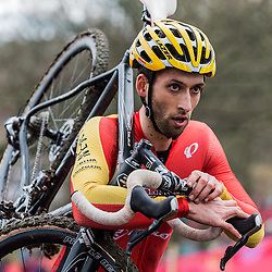 British Cycling National Cyclo-Cross Championships | Brentford | 8 January 2017