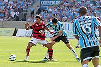 20111030: PORTO ALEGRE, BRAZIL - Football match between Gremio and  Flamengo teams held at the Sao januario. In picture Ronaldinho Gaucho(Flamengo) <br /> PHOTO: CITYFILES