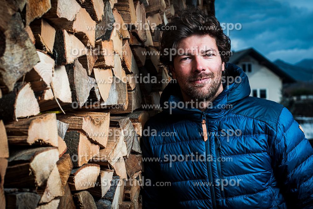 IFMGA International Mountain Guide Rok ZALOKAR during Interview on December 16, 2019l, Bled, Slovenia. Photo by Peter Podobnik / Sportida