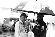 October 23-25, 2015: United States GP 2015: Niki Lauda, Helmut Marko