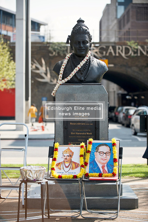 The Lambeth Basaveshwara Foundation came together to celebrate the joint birth anniversary of Basaveshwara and Dr Ambedkar. The event was also attended by Ruchi Ghanashyam, High Commissioner of India to the United Kingdom. <br /> <br /> Richard Hancox   EEm 14042019
