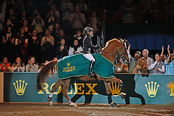 Michaels-Beerbaum Meredith - Shutterfly<br /> CSI-W Final Göteborg 2008<br /> Photo © Hippo Foto-Dirk Caremans