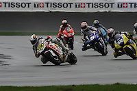 Randy de Puniet, James Toseland, Red Bull Indianapolis Moto GP, Indianapolis Motor Speedway, Indianapolis, Indiana, USA, 14, September 2008  08mgp14