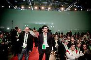 ROMA. DELEGATI ALL'ASSEMBLEA NAZIONALE DEL PARTITO DEMOCRATICO; DELEGATIONS TO THE NATIONAL DEMOCRATIC PARTY