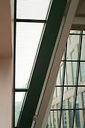 Interior view of the Wisconsin Center, Milwaukee, Wisconsin, USA.