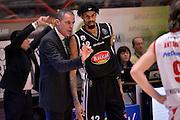 Sandro Dell'Agnello, Raphael Putney<br /> The FlexX Pistoia Basket - Pasta Reggia Juve Caserta<br /> Lega Basket Serie A 2016/2017<br /> Pistoia 13/02/2017<br /> Foto Ciamillo-Castoria