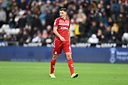 Dael Fry (6) of Middlesbrough during the EFL Sky Bet Championship match between Swansea City and Middlesbrough at the Liberty Stadium, Swansea, Wales on 14 December 2019.