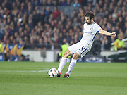 Chelsea's Cesc Fabregas during the Champions League match between Barcelona and Chelsea at Camp Nou, Barcelona, Spain on 14 March 2018. Picture by Ahmad Morra.