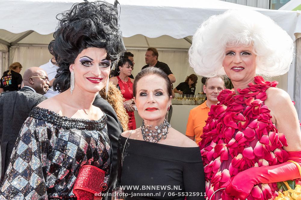 NLD/Amsterdam/20170617 - Amsterdamdiner 2017, Ans Markus