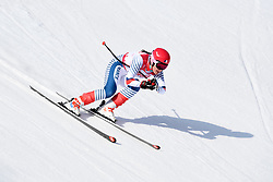 BOCHET Marie LW6/8-2 FRA competing in the Para Alpine Skiing Downhill at the PyeongChang2018 Winter Paralympic Games, South Korea