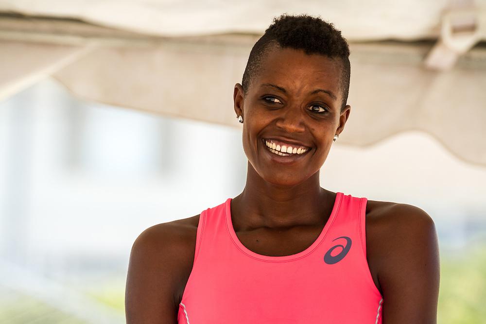 Diane Nukuri, Burundi,