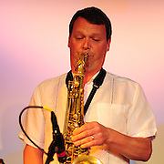 Matt Langley performs with members of the PMAC Jazz Faculty at The Music Hall Loft in Portsmouth, NH