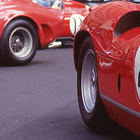 Ferrari Car Show Rockefeller Center Midtown Manhattan