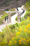 Hiking and Walking Trail in California