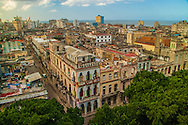 Havana Skyline, Cuba