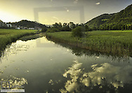 Wiesenbach, Allgaeu, Bayern, Deutschland