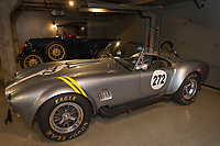 Nick Grewal's extensive antique car collection including this 1968 AC Cobra will be part of the July Car Show to benefit the Boys and Girls Club.  (Karen Bobotas/for the Laconia Daily Sun)