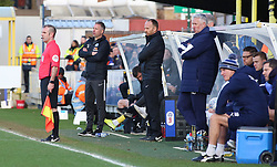 Peterborough United Manager Darren Ferguson watches on from the touchline - Mandatory by-line: Joe Dent/JMP - 18/01/2020 - FOOTBALL - Cherry Red Records Stadium - Kingston upon Thames, England - AFC Wimbledon v Peterborough United - Sky Bet League One