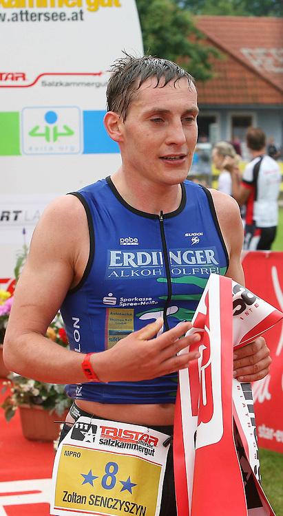Salzkammergut Triathlon 2012 - TriStar111 Salzkammergut - Zoltan SENCZYSZYN (GER). © Strasser Robert