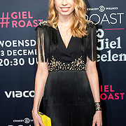 NLD/Amsterdam/20171207 - inloop The Roast of Giel Beelen, Loiza Lamers