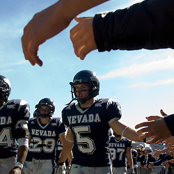Nevada Football v. Fresno St./Homecoming (100607)