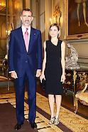 060315 Spanish Royals visit France - Day 2