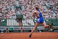 05.06.2017, Roland Garros, Paris, FRA, WTA Tour, French Open, im Bild Elina Svitolina (UKR) // Elina Svitolina (UKR) during the French Open Tournament of the WTA Tour at the Roland Garros in Paris, France on 2017/06/05. EXPA Pictures © 2017, PhotoCredit: EXPA/ Vianney Thibaut