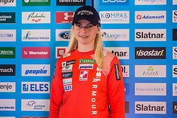 Spela Rogelj of Nordic team at media day of Ski Association of Slovenia before new winter season 2018/19, on October 4, 2018 in Ski resort Pohorje, Maribor, Slovenia. Photo by Grega Valancic / Sportida