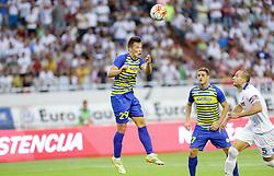 23.07.2015, Stadion Poljud, Split, CRO, UEFA EL, HNK Hajduk Split vs FC Luka Koper, Qualifikation, 2. Runde, Rückspiel, im Bild Matej Palcic. // during the UEFA Europa League Qualifier, Second round, second Leg match between HNK Hajduk Split and FC Luka Koper at the Stadion Poljud in Split, Croatia on 2015/07/23. EXPA Pictures © 2015, PhotoCredit: EXPA/ Pixsell/ Petar Glebov<br /> <br /> *****ATTENTION - for AUT, SLO, SUI, SWE, ITA, FRA only*****