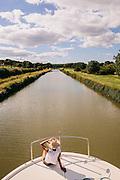 Chatillon-sur-Loire, Canal latéral à la Loire