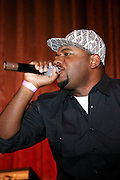 Peter Hadar at R & B Live featuring Vocalist sensations Peter Hadar and Estelle at Spotlight Live on May 20, 2008 in New York City