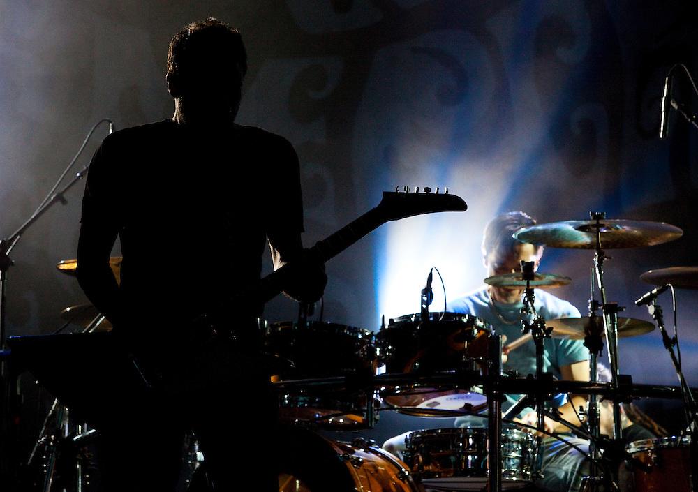 Belo Horizonte_MG, Brasil...Tony Bellotto, integrante da banda Titas...Tony Bellotto, He is a musician of the Titas band...Foto: LEO DRUMOND / NITRO