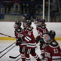 Women's Ice Hockey: University of St. Thomas (Minnesota) Tommies vs. Hamline University Pipers