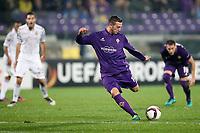Il gol di Federico Bernardeschi Fiorentina<br /> Goal Celebration Fiorentina <br /> Firenze 24-11-2016  Stadio Artemio Franchi<br /> Europa League Fiorentina - Paok<br /> Foto Luca Pagliaricci / Insidefoto