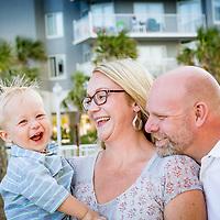 Glenn, Erin and Davis Family