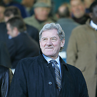 Photo: Lee Earle.<br /> Portsmouth v Blackburn Rovers. The Barclays Premiership. 08/04/2006. Pompey chairman Milan Mandaric