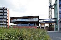 Ökopark - Zentral- und Ausstellungsgebäude, Hartberg.Architektur: Peter Zinganel