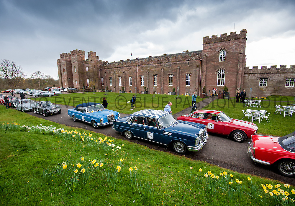 """Photos of Scottish Malts Rally (25-29/04/2016). All rights reserved. Editorial use only for press kit about Scottish Malts 2016. Any further use is forbidden without previous Author's consent. Author's credit """"©Photo F&R Rastrelli"""" is mandatory"""