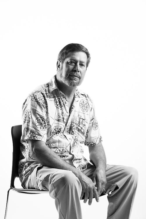 Clifford Rosanbalm<br /> Army<br /> E-4<br /> Foor Service<br /> 1970 - 1973<br /> <br /> <br /> Veterans Portrait Project<br /> Colorado Springs, CO San Antonio, Texas